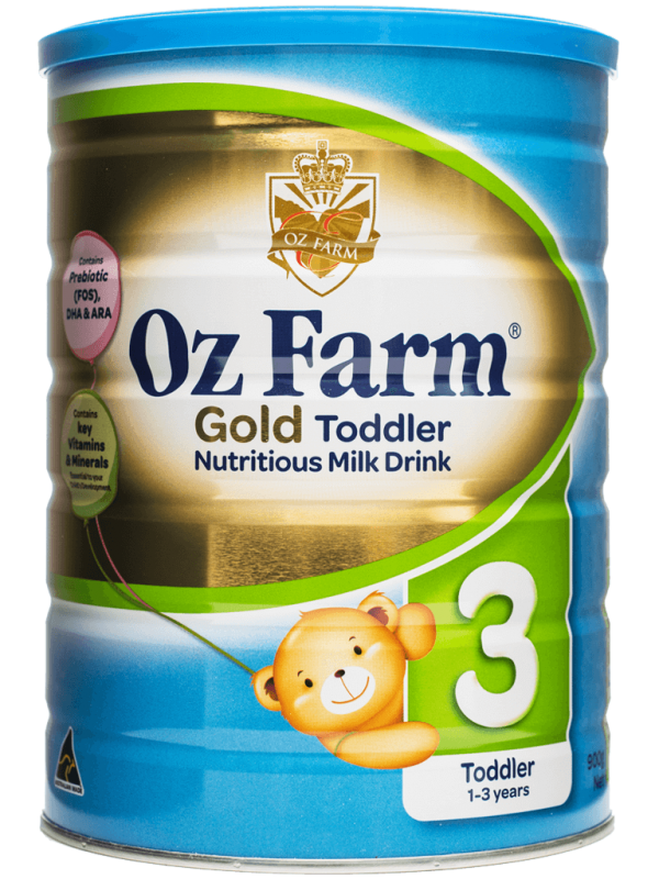 Gold Toddler Formula 900g