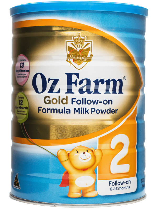 Gold Follow-on Formula 900g