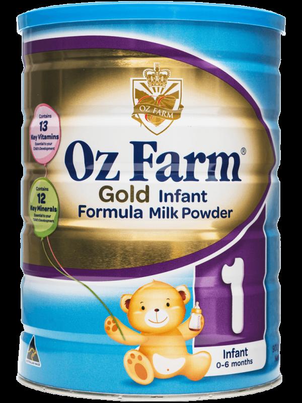 Gold Infant Formula 900g